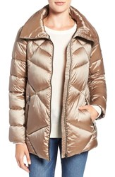 Bernardo Women's Quilted Down And Primaloft Jacket