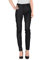 Pieces Trousers Casual Trousers Women Black