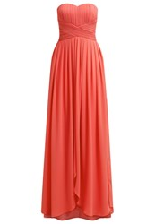 Y.A.S Yas Yasmolly Occasion Wear Living Coral