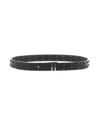 Manuel Ritz Belts Black