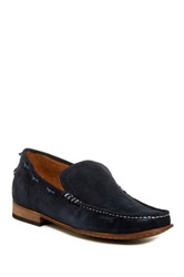 Andrew Marc New York West End Loafer Blue