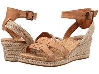 Ugg Maysie Tawny Leather Women's Dress Sandals Tan
