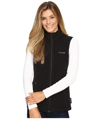 Columbia Fuller Ridge Vest Black Women's Vest