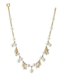 Assael 18K South Sea Pearl And Moonstone Drop Necklace Women's