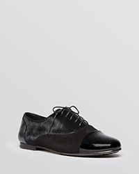 Gentle Souls Lace Up Oxford Flats Cucina