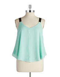Design Lab Lord And Taylor Double Layered Tank