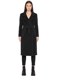 Tagliatore Long Casentino Wool Coat