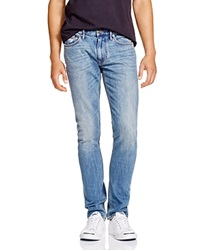 Marc By Marc Jacobs Mj Stretch Slim Fit Jeans In Summer Indigo