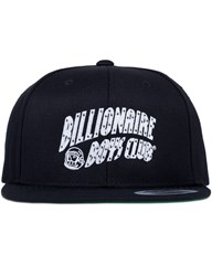 Billionaire Boys Club New Curve Logo Snapback Hat