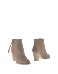 Paul And Joe Ankle Boots Dove Grey