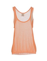 Attic And Barn Attic And Barn Topwear Tops Women Orange