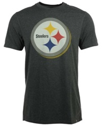 '47 Brand Men's Pittsburgh Steelers Forward High Point T Shirt