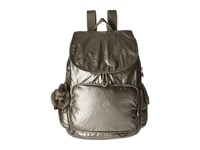 Kipling Ravier Backpack Champagne Metallic Backpack Bags Beige