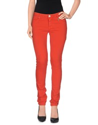 Roy Rogers Roy Roger's Choice Trousers Casual Trousers Women Rust
