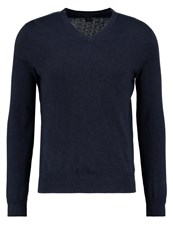 Banana Republic Jumper Midnight Navy Dark Blue