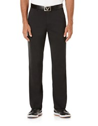 Callaway Flat Front Tech Pants Black