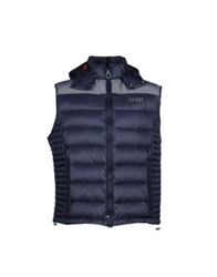 Crust Down Jackets Red