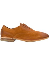 N.D.C. Made By Hand Alba Softy Shoes Brown