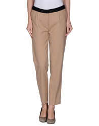 Tela Casual Pants Camel