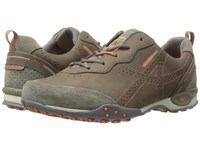Allrounder By Mephisto Tajalo Grigio Suede Ori Men's Lace Up Casual Shoes Brown