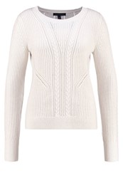 Banana Republic Jumper Cocoon Off White