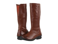 Keen Bern Tall Waterproof Tortoise Shell Women's Waterproof Boots Brown
