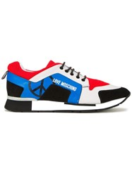 Love Moschino Lateral Logo Sneakers