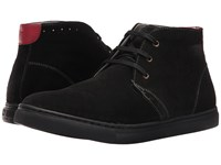 Stacy Adams Wyler Chukka Boot Black Suede Men's Boots
