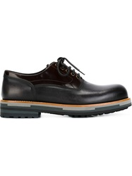Dolce And Gabbana 'Bagheria' Derby Shoes Black