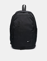 Nike All Access Backpack Blackblackwhite