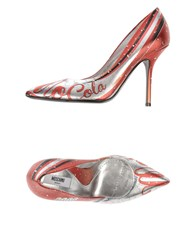 Moschino Couture Footwear Courts Women Grey