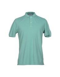 Gran Sasso Topwear Polo Shirts Men Brick Red