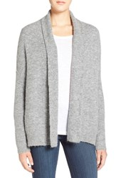 Women's Velvet By Graham And Spencer Heather Open Front Cardigan