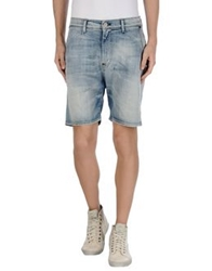 Imperial Star Imperial Denim Bermudas Blue