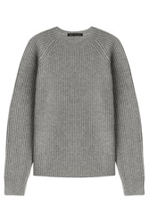 Marc By Marc Jacobs Wool Cashmere Pullover Grey