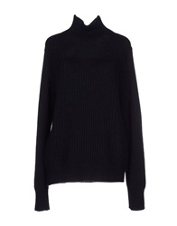 Suoli Turtlenecks Black