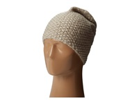 Hat Attack Cozy Slouchy Cuff Hat Wheat Knit Hats Tan