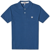 Fred Perry X Nigel Cabourn Original 1952 Pique Polo Victor Barna Blue