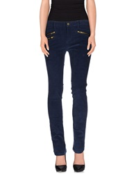 Zadig And Voltaire Casual Pants Blue