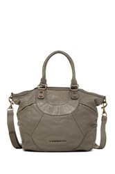 Liebeskind Marlies Leather Handbag Gray