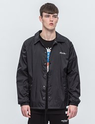 Diamond Supply Co. Blow Up Coach Jacket