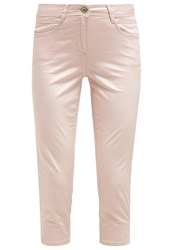Tom Tailor Alexa Trousers Cherry Blossom Pink Rose