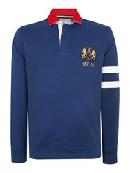 Howick Freemont Rugby Top Marine