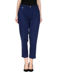 Levi's Made And Crafted Casual Pants Dark Blue