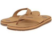Quiksilver Carver Fg Tan Solid Men's Sandals