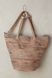 Anthropologie Toro Tote Grey