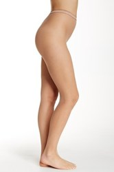 Shimera Fishnet Tights Beige