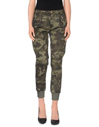 Jeordie's Trousers Casual Trousers Women Military Green