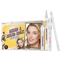 Benefit Defined And Refined Brow Kit Light 02