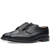 Church's Grafton Derby Black Grain